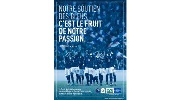 Soutien à l'équipe de France : Guadeloupe