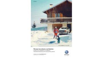 « Volkswagen & Moi » - Print 1