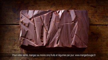 Bûche Glacée Chocolat - Edition limitée 2015