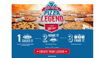 Pizza Legends create your legend