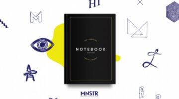 MNSTR x FRIENDS : CONNECTED NOTEBOOK