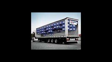 Pepsi Light Truck