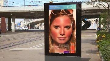 Digital Weather Billboard