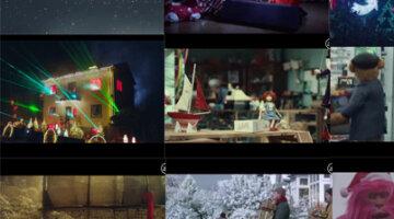 Best of Noël : une collection de campagnes créées pour les fêtes