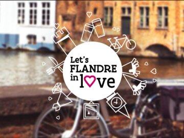 Visit Flanders - Let's Flandre in love