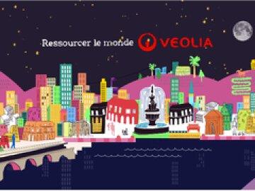 Publicité Véolia