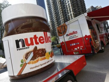 Ferrero USA | Nutella Spread the Happy Tour | Eventive Marketing