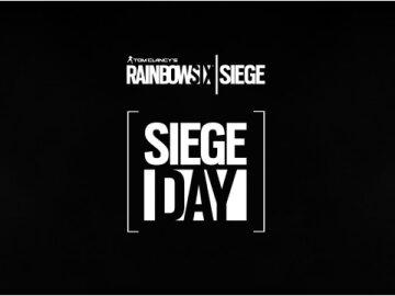 Siege Day (Rainbow 6) Case Study