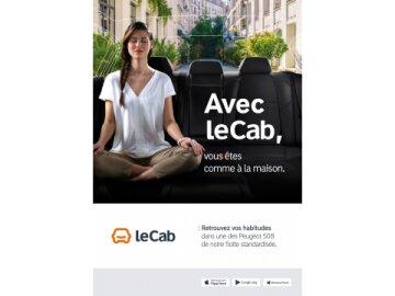 LeCab - Réinventez la mobilité