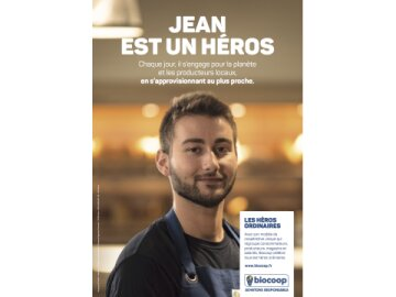 Biocoop - Les Héros Ordinaires - Jean
