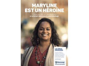 Biocoop - Les Héros Ordinaires - Marilyne