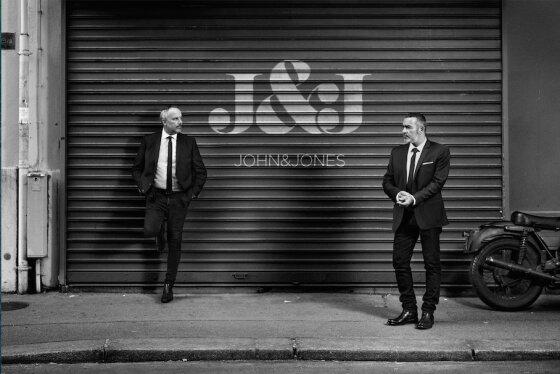 Création d'agence : JOHN&JONES
