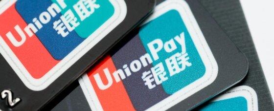 MullenLowe Group Bags UnionPay International Account