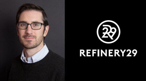 Refinery29 Names Chris Sumner Senior Vice President, Business Development & Strategy