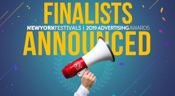 2019 New York Festivals Advertising Awards Announces Finalists