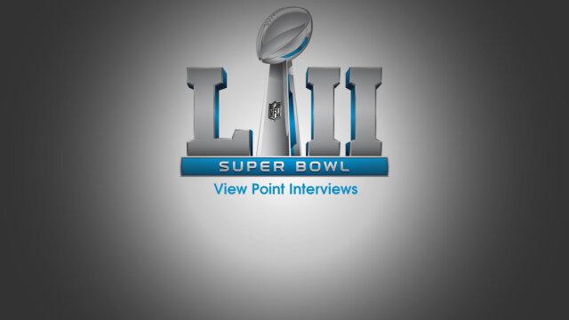 Super Bowl 2018: Dave Edwards, R/GA