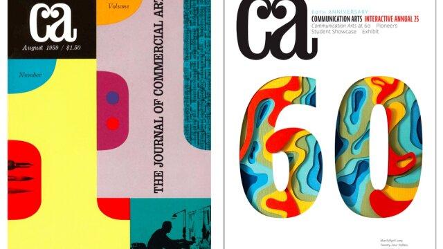 Design Plus: Communication Arts Turns 60