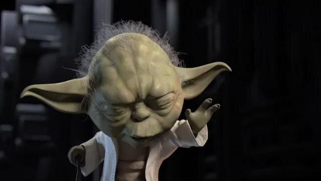 Yoda vs. Darth Maul