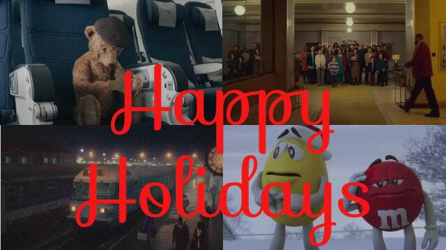 Best Christmas Ads, 2017
