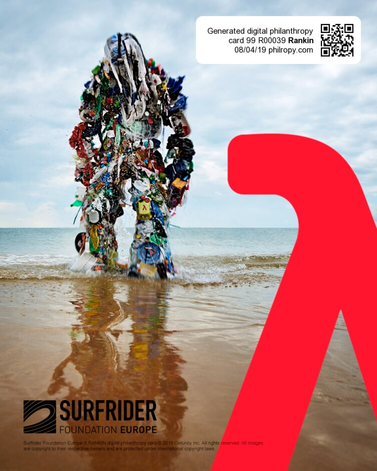 Plastic Monster: Rankin for Surfrider Foundation - Interviews