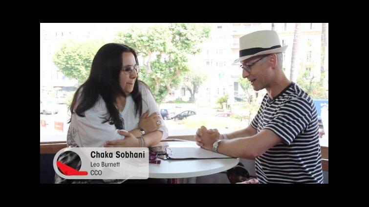 Chaka Sobhani (Leo Burnett London)